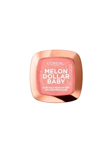 L'Oréal Paris L'Oréal Paris Melon Dollar Embel Blush 03 Watermelon Pembe